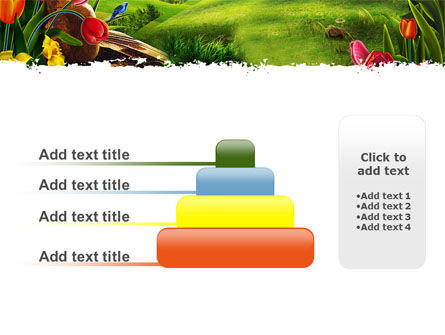 Fine Sunrise PowerPoint Template Slide 8