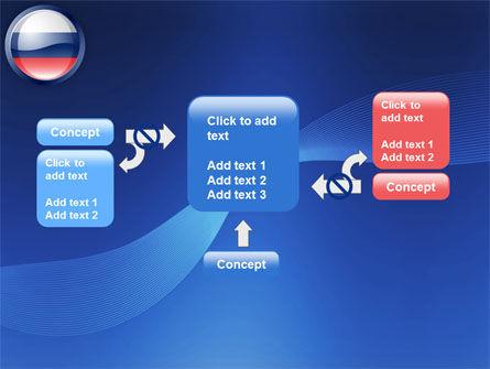 Russian Flag PowerPoint Template Slide 13