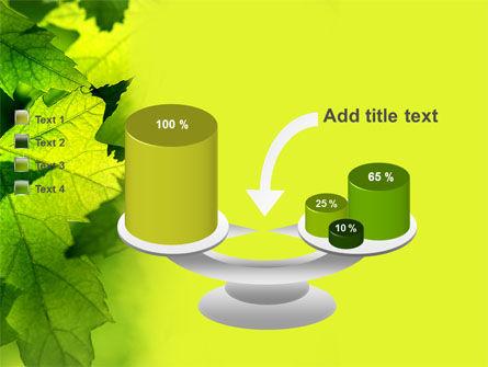 Maple PowerPoint Template Slide 10