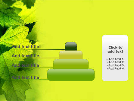 Maple PowerPoint Template Slide 8