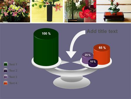 Ikebana Free PowerPoint Template Slide 10