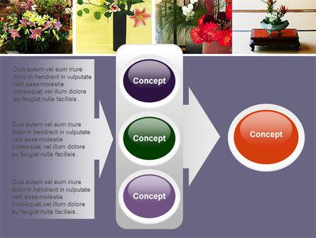 Ikebana Free PowerPoint Template Slide 11