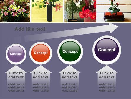 Ikebana Free PowerPoint Template Slide 13