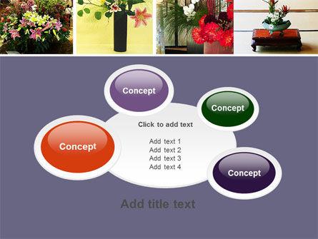Ikebana Free PowerPoint Template Slide 16