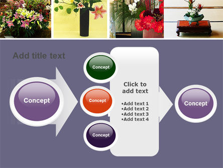 Ikebana Free PowerPoint Template Slide 17