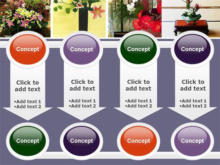Ikebana Free PowerPoint Template Slide 18
