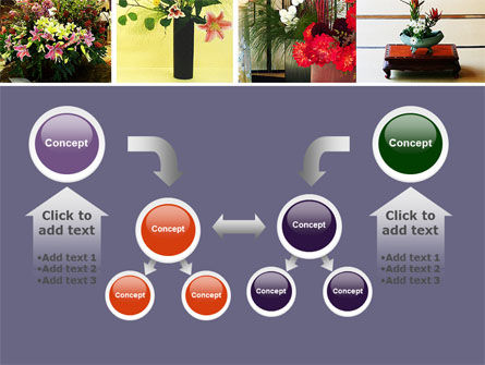 Ikebana Free PowerPoint Template Slide 19