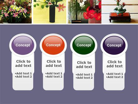 Ikebana Free PowerPoint Template Slide 5