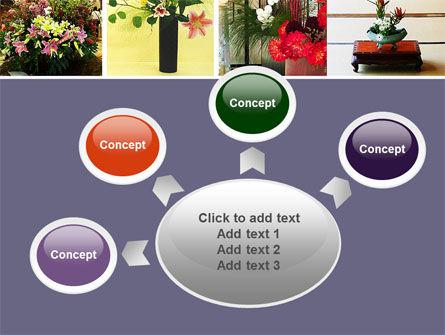 Ikebana Free PowerPoint Template Slide 7