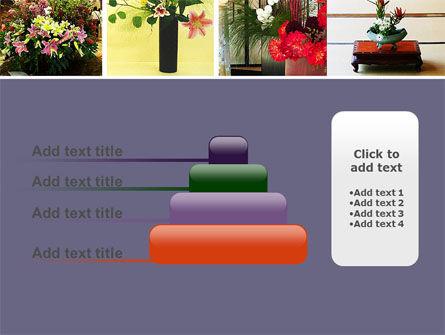 Ikebana Free PowerPoint Template Slide 8