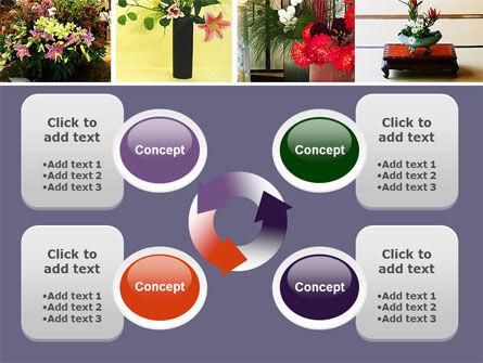 Ikebana Free PowerPoint Template Slide 9