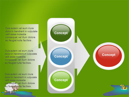 Noah's Ark Free PowerPoint Template Slide 11
