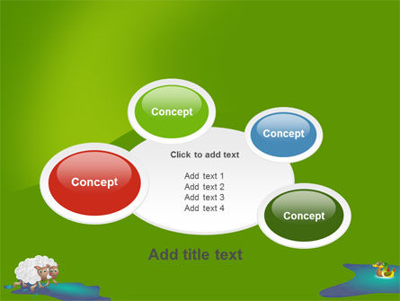 Noah's Ark Free PowerPoint Template Slide 16