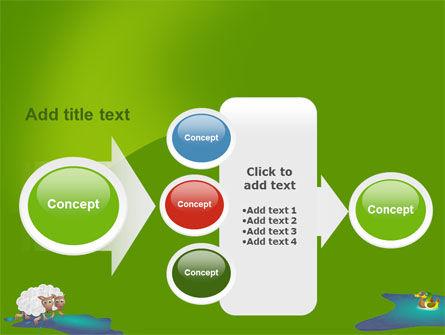 Noah's Ark Free PowerPoint Template Slide 17