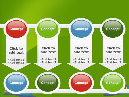 Noah's Ark Free PowerPoint Template Slide 18