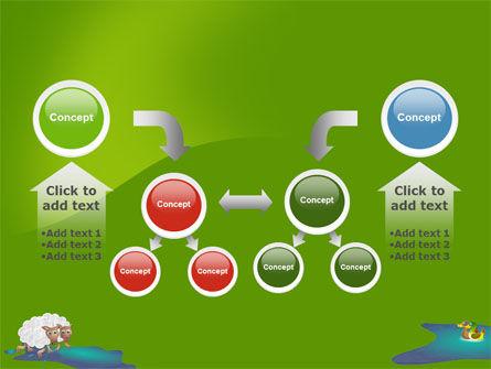 Noah's Ark Free PowerPoint Template Slide 19