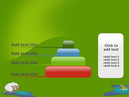Free Noah's Ark PowerPoint Template Slide 8