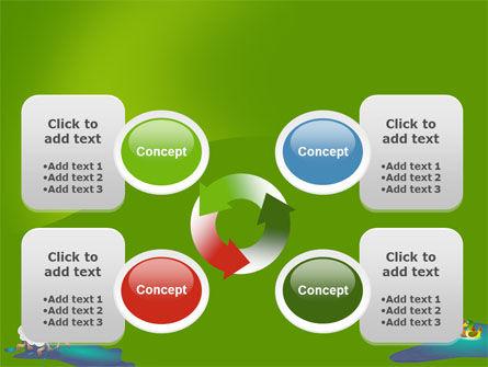 Noah's Ark Free PowerPoint Template Slide 9