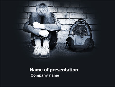 School bullying powerpoint template backgrounds 05317 school bullying powerpoint template 05317 consulting poweredtemplate toneelgroepblik Images