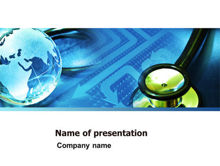 Medical World PowerPoint Template