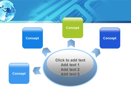 Medical World PowerPoint Template Slide 7
