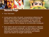 Festivals PowerPoint Template#2