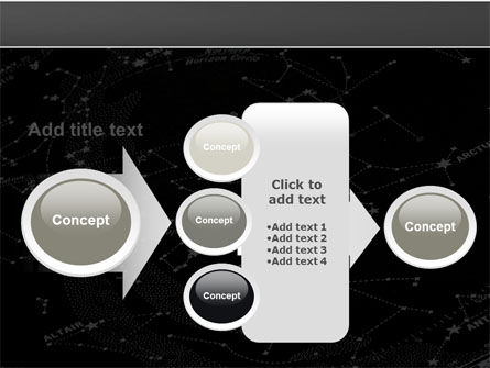 Star Map PowerPoint Template Slide 17