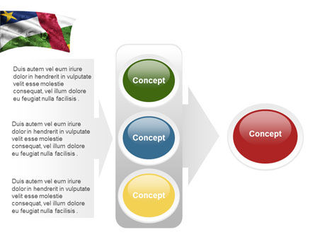 Central African Republic PowerPoint Template Slide 11