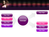 Party Girl PowerPoint Template#14