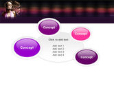 Party Girl PowerPoint Template#16