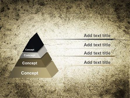 Grunge Pattern PowerPoint Template Slide 12