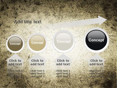 Grunge Pattern PowerPoint Template Slide 13