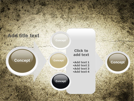 Grunge Pattern PowerPoint Template Slide 17