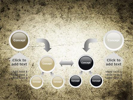Grunge Pattern PowerPoint Template Slide 19