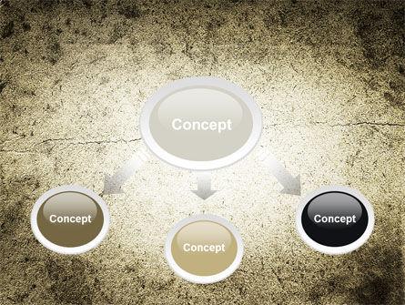 Grunge Pattern PowerPoint Template, Slide 4, 05328, Abstract/Textures — PoweredTemplate.com