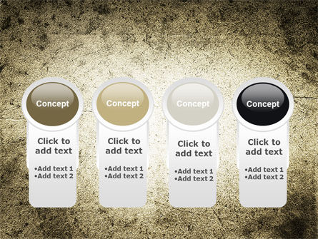 Grunge Pattern PowerPoint Template Slide 5