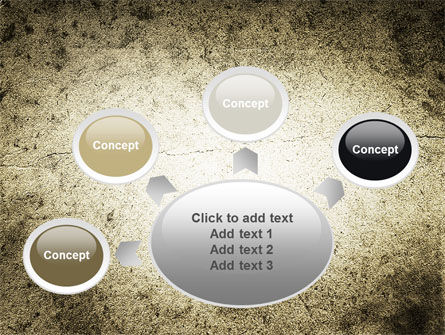 Grunge Pattern PowerPoint Template Slide 7