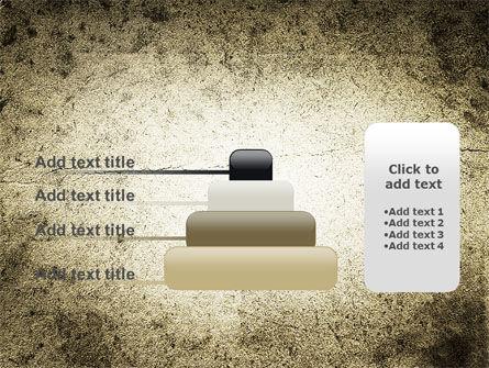 Grunge Pattern PowerPoint Template Slide 8