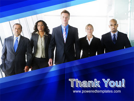 Business Professionals PowerPoint Template Slide 20