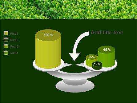 Green Grass PowerPoint Template Slide 10
