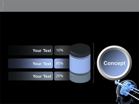 Mechanisms Of Brain PowerPoint Template Slide 11