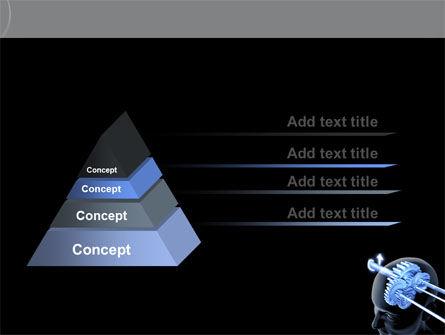 Mechanisms Of Brain PowerPoint Template Slide 12