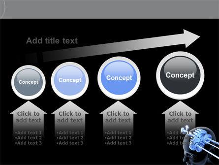 Mechanisms Of Brain PowerPoint Template Slide 13