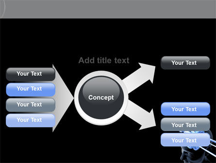 Mechanisms Of Brain PowerPoint Template Slide 14
