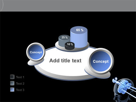 Mechanisms Of Brain PowerPoint Template Slide 16