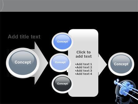 Mechanisms Of Brain PowerPoint Template Slide 17