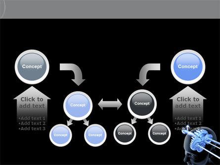 Mechanisms Of Brain PowerPoint Template Slide 19