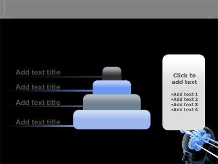Mechanisms Of Brain PowerPoint Template Slide 8