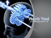 Mechanisms Of Brain PowerPoint Template#20