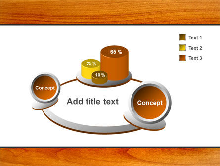 Saw Mill PowerPoint Template Slide 6